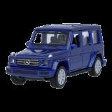 Modellauto G-Klasse, Pullback 1:43 blau