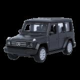 Modellauto G-Klasse, Pullback 1:43 schwarz