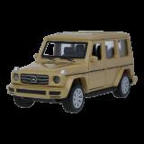 Modellauto G-Klasse, Pullback 1:43 sand