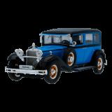 Modellauto Nürburg 460 W 08 (1928-1934) 1:43